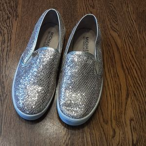Girl's MK shoes 1 $ 5 # A132